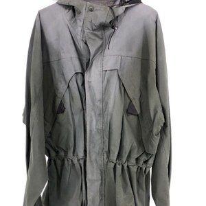Cabelas Outdoor Gear Green Jacket Waterproof  XL